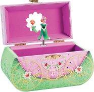 Музикална кутия за бижута - Carriage Ride -
