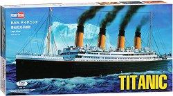 Британски лайнер - R.M.S. Titanic - Сглобяем модел -