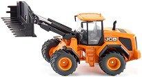 """Агро товарач - JCB 435S - Метална играчка от серията """"Farmer: Transporter"""" -"""