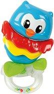 """Дрънкалка - Бухалче - Бебешка играчка от серията """"Baby"""" -"""