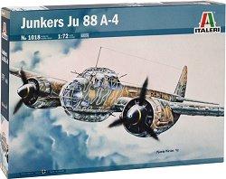 Германски военен самолет - Junkers Ju 88 A-4 - Сглобяем авиомодел - продукт