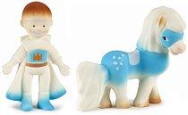 """Bisou and Leo - Комплект фигури от серията """"Baby"""" -"""