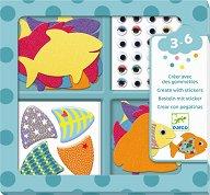 Декорирай със стикери - Рибки - продукт
