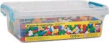 Детски конструктор - Micro Blocks Series 2 - Комплект от 504 части -