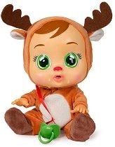 Cry Babies - Рути - Плачеща кукла бебе -