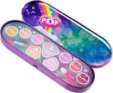 Детски комплект с гримове - POP Stay Magical - шампоан