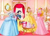 """Вечерен бал - Пъзел от серията """"Принцесите на Дисни"""" - пъзел"""
