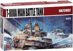 Руски основен боен танк - Т-80УА  -