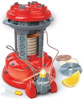 """Направи сам - Волтаична кула - Образователен комплект от серията """"Science Museum Approved"""" -"""