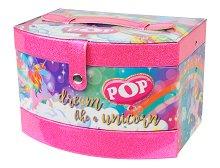 Детски комплект за грим и маникюр - POP Believe In Your Dream - продукт