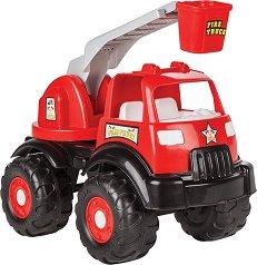 Пожарен камион - Детска играчка -