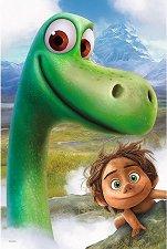"""Арло и Спот - Пъзел от серията """"Добрият динозавър"""" -"""
