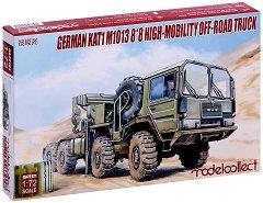 Германски високопроходим камион - MAN KAT1 M1013 - Сглобяем модел -