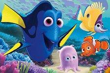 """Подводни приятели - Пъзел от серията """"Търсенето на Дори"""" - пъзел"""