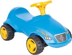 Детска кола за бутане - Fast Car -