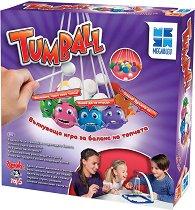 Tumball - Балансирай топчетата - Детска състезателна игра -