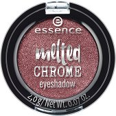 Essence Melted Chrome Eyeshadow - Сенки за очи с ефект металик - продукт