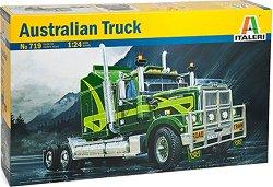 Влекач - Australian Truck - Сглобяем модел - макет