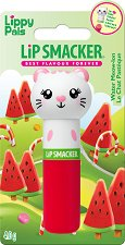 Lip Smacker Lippy Pals - Kitten - Балсам за устни с аромат на диня - паста за зъби