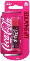 "Lip Smacker Coca-Cola Cherry - Балсам за устни от серията ""Coca-Cola"" -"