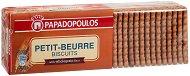 Бисквити с пълнозърнесто брашно - Petit Beurre - Опаковка от 225 g - пюре