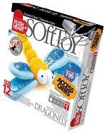 """Направи сам плюшена играчка - Водно конче - Творчески комплект от серията """"Accessories"""" -"""