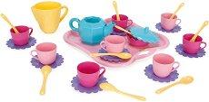 Сервиз за чай - творчески комплект