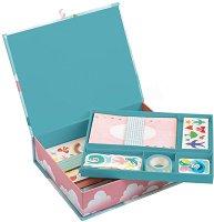 Декорирай сама - Картички, тефтери и пликове - Творчески комплект за апликиране -