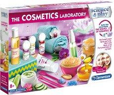 """Лаборатория за козметика - Образователен комплект от серията """"Science and Play"""" - играчка"""