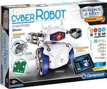 """Робот за програмиране - Кубер - Образователен комплект от серията """"Science and Play"""" -"""