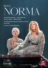 Joyce Didonato - Bellini: Norma (Metropolitan Opera) - Blu-ray -