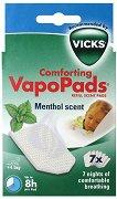 Таблетки с етерично масло от мента - VapoPads - Опаковка от 7 броя за парен инхалатор или овлажнител за въздух -