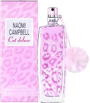 Naomi Campbell Cat Deluxe EDT - Дамски парфюм -