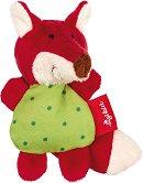 """Лисица - Мека бебешка играчка от серията """"Red Stars"""" -"""
