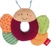 """Пеперудка - Мека бебешка играчка от серията """"Red Stars"""" - играчка"""