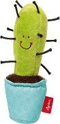"""Кактус - Мека бебешка играчка от серията """"Red Stars"""" -"""