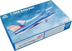 Американски прехващач - F - 106A Delta Dart -