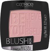 Catrice Blush Box - Водоустойчив руж - продукт