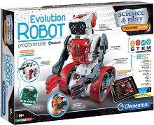 """Робот за програмиране - Еволюшън - Образователен комплект от серията """"Science and Play"""" -"""