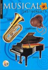Musical Instruments - занимателна детска книжка на английски език -