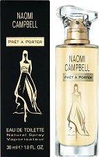 Naomi Campbell Pret A Porter EDT - парфюм