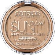 Catrice Sun Glow Matt Bronzing Powder - Бронзираща пудра - лосион