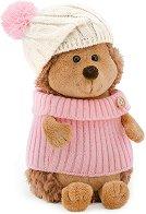 """Таралежът Флъфи с пуловер и шапка - Плюшена играчка от серията """"Orange Life"""" -"""