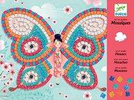 Направи сам мозайка - Пеперуди - Творчески комплект - играчка