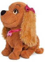 Кученцето Луси - Пееща и танцуваща интерактивна играчка - кукла