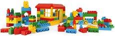 Детски конструктор - Blocks - Комплект от 102 части - играчка