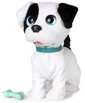 Кученцето Бауи - Интерактивна плюшена играчка - творчески комплект