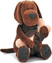 """Кучето Куки с кокал - Плюшена играчка от серията """"Orange Life"""" -"""