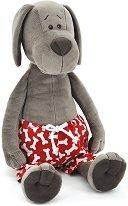 Кучето Куки с панталони -
