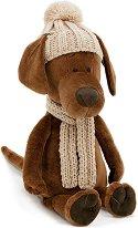 """Кучето Куки - Зимно приключение - Плюшена играчка от серията """"Orange Life"""" -"""
